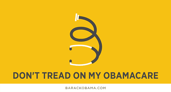Gadsden flag - OFA version