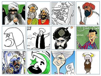 Jyllands-Posten Mohammed cartoons